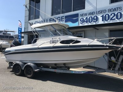 Haines Signature 602F Fully enclosed hardtop