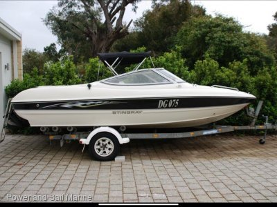 Stingray 185LS Perfect boat to get out on the water this summer!