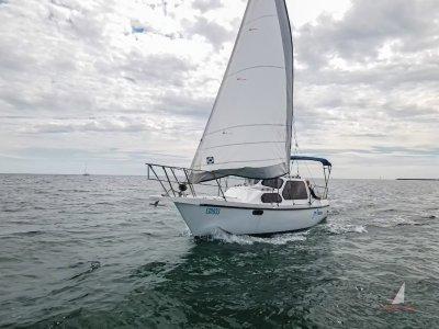 Court 800 Motor Sailer