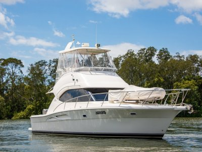 Riviera 37 Open Flybridge