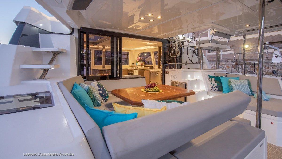 Leopard Catamarans 42