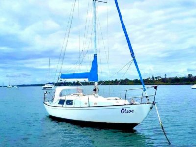 Clansman 30 Package incl tender, outboard and mooring