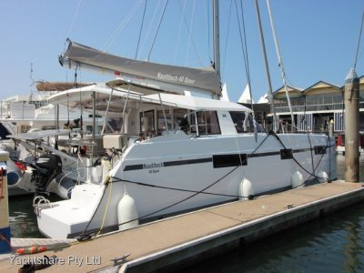 Nautitech 40 Open Catamaran boat share