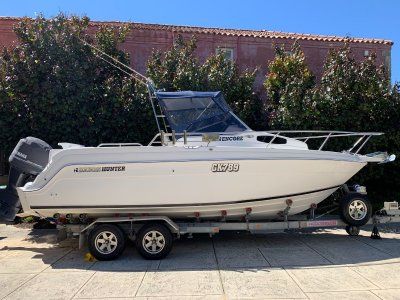 Haines Hunter 680SF Encore GREAT FISHING RIG, NEW MOTOR AND MORE!!
