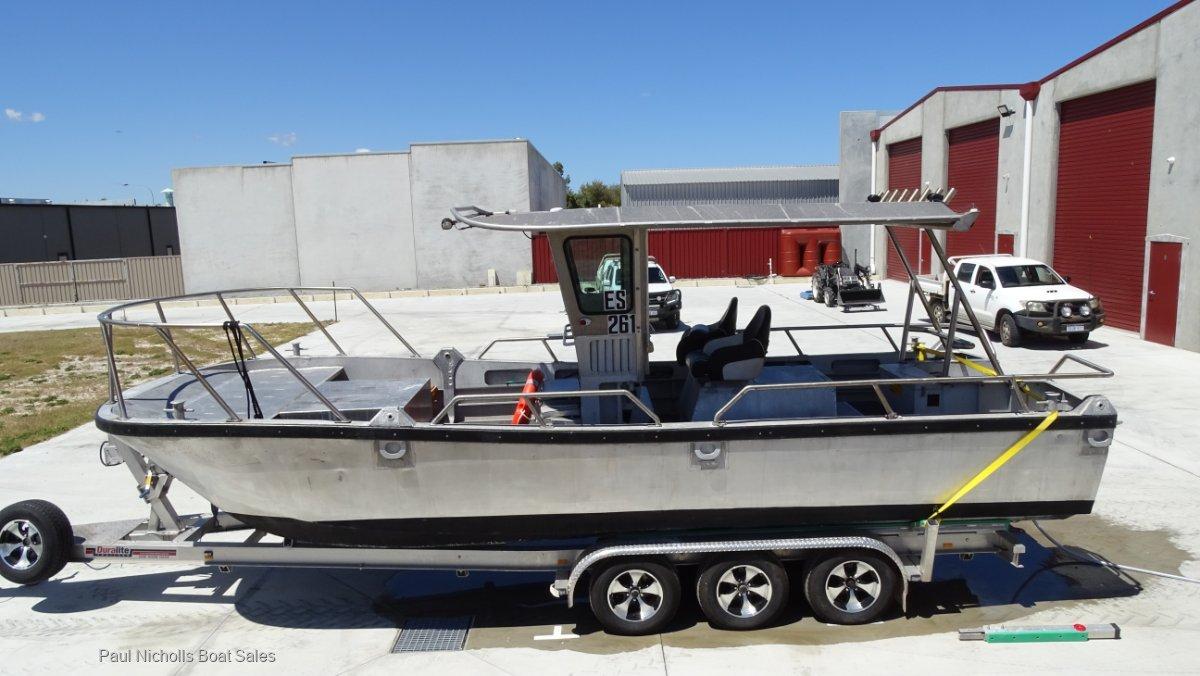 Custom MADE EX-ARMY TRI HULL FISHING WEAPON