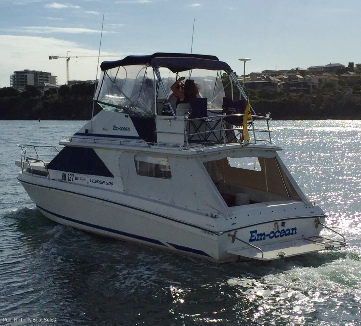 Leeder 28 Flybridge GREAT ENTERTAINER AND PRICED TO SELL !!!!