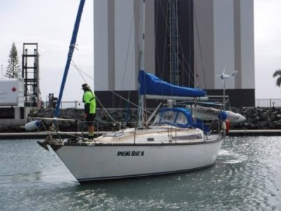 C&C Yachts 36 Versatile Blue Water Racer