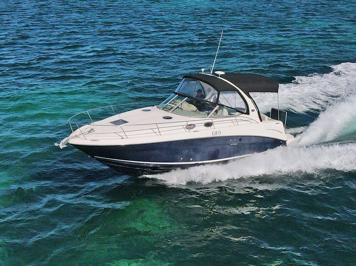 Sea Ray 300 DA *** A solid boat with plenty of HP ***