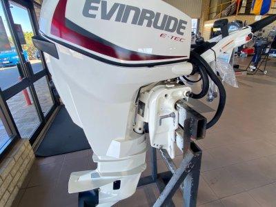 2020 Evinrude E25 ETEC Electric Start & Power Trim/Tilt