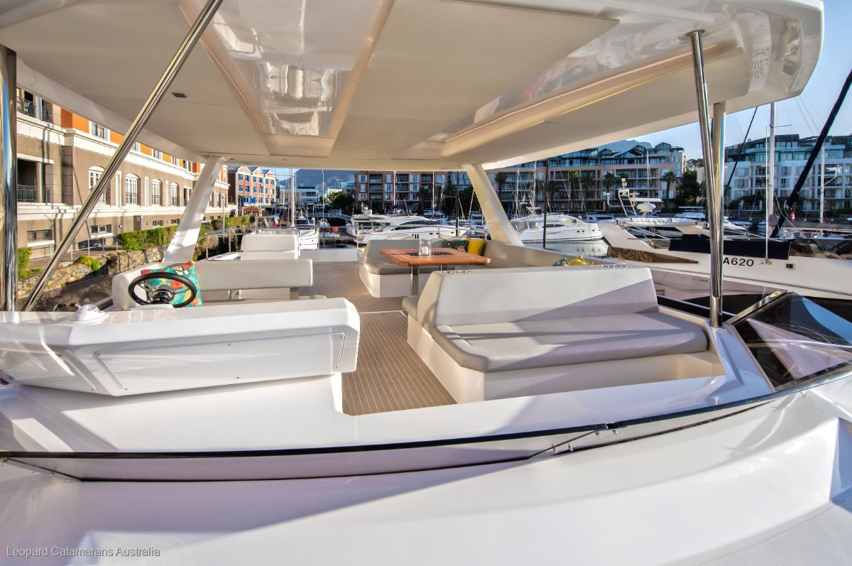 New Leopard Catamarans 53 PC