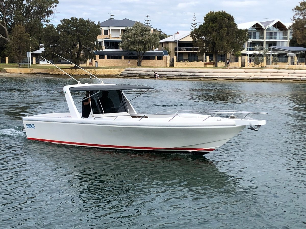Thomascraft 27ft Centre Console