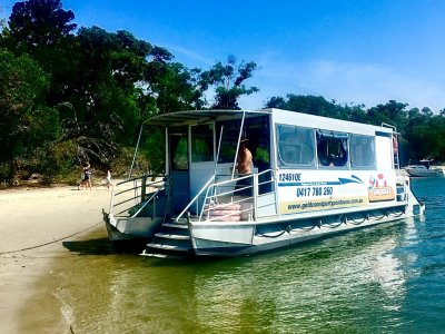 Aluminium Party Pontoon Boat- Click for more info...