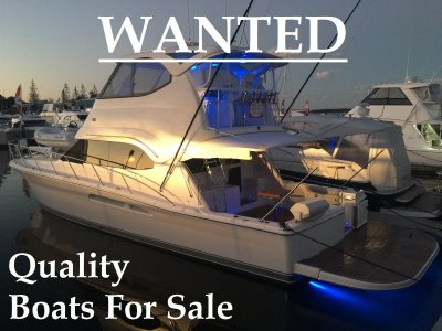 Riviera 47 Flybridge WANTED