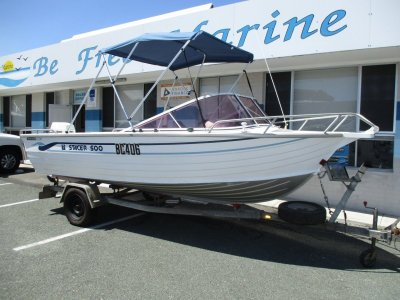 Stacer 500 Runabout