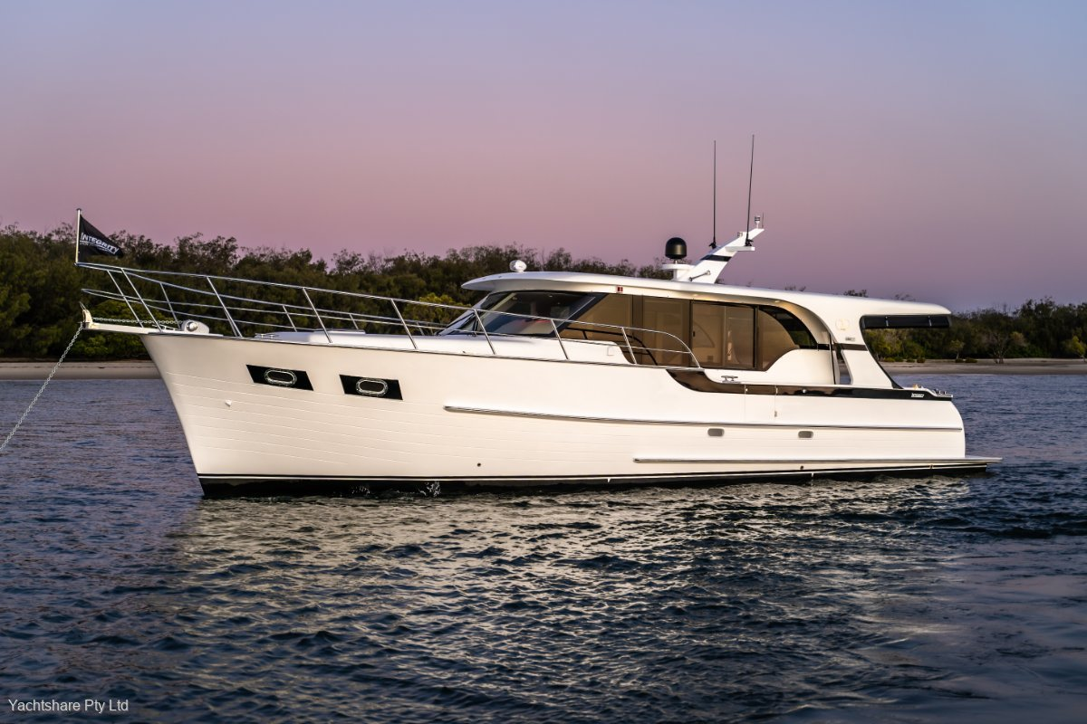 New Integrity 460 SX New Boat Syndicate
