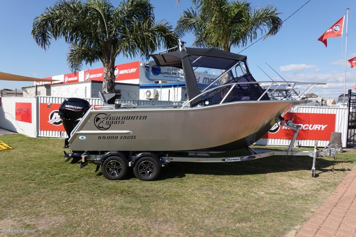 New Fish Hunter 550RB Excel