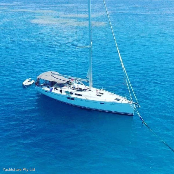Hanse 505 Yachtshare in Queensland