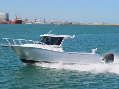 Rayson Boats 7.85m Aluminium Hardtop