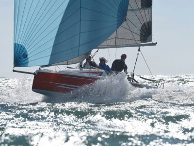 Fareast 19R - In stock at the factory - Sail this Summer