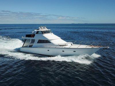 Sea Chrome Marine Charter Vessel *SET DATE SALE*
