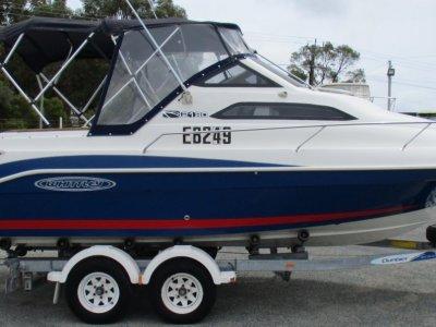 Whittley Cruiser 2180