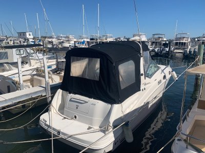 Sea Ray 275 Sundancer Recently serviced and anti-fouled