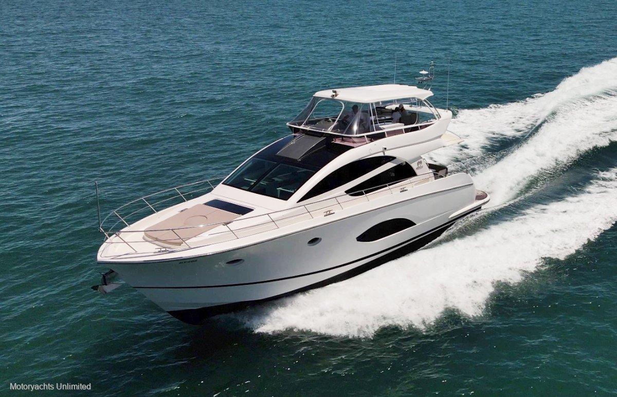 Horizon Yacht E56 *** Meditierranean style motoryacht ***