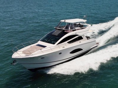 Horizon Yacht E56 *** Meditierranean style motoryachts ***
