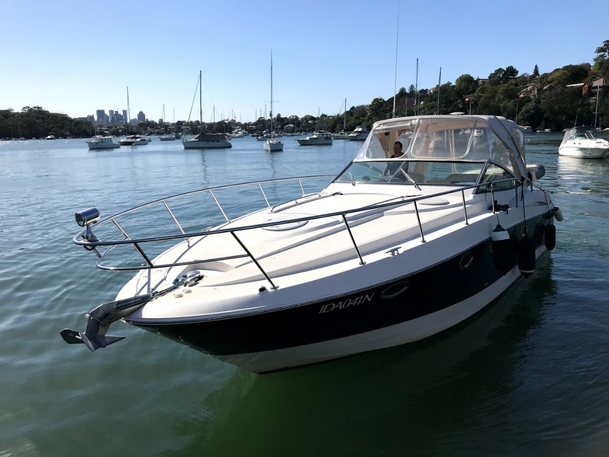 Monterey 350 SY 37ft Sports Cruiser