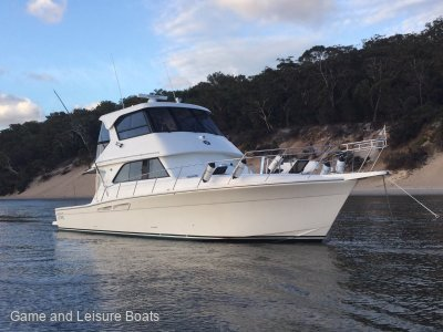 Caribbean 49 Flybridge Cruiser 2016MY