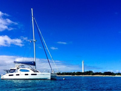 Leopard Catamarans 46 4 cabin