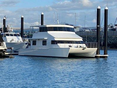 Raebel 14m Liveaboard Cruiser