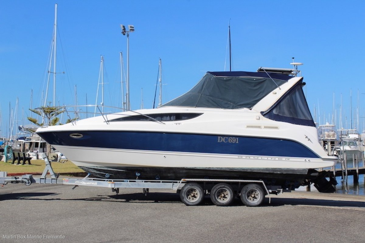 Bayliner 2855 Ciera With Licensed Trailer