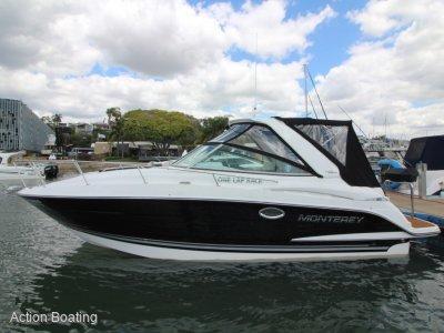 Monterey 295 SY Sport Yacht