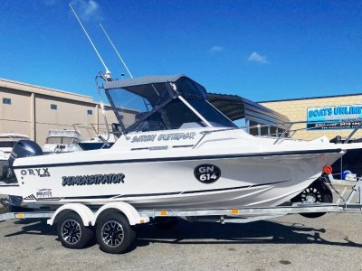 Baron Outrider 2020 Sportsfisherman LS MODEL