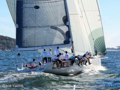 Welbourn 50 IRC ORCi Racer