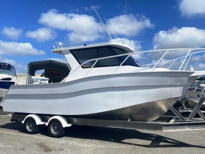 Alure Craft 760 Sportscabin Hardtop Deluxe BRAND NEW 2020 READY FOR MOTOR/S 800 OVERALL