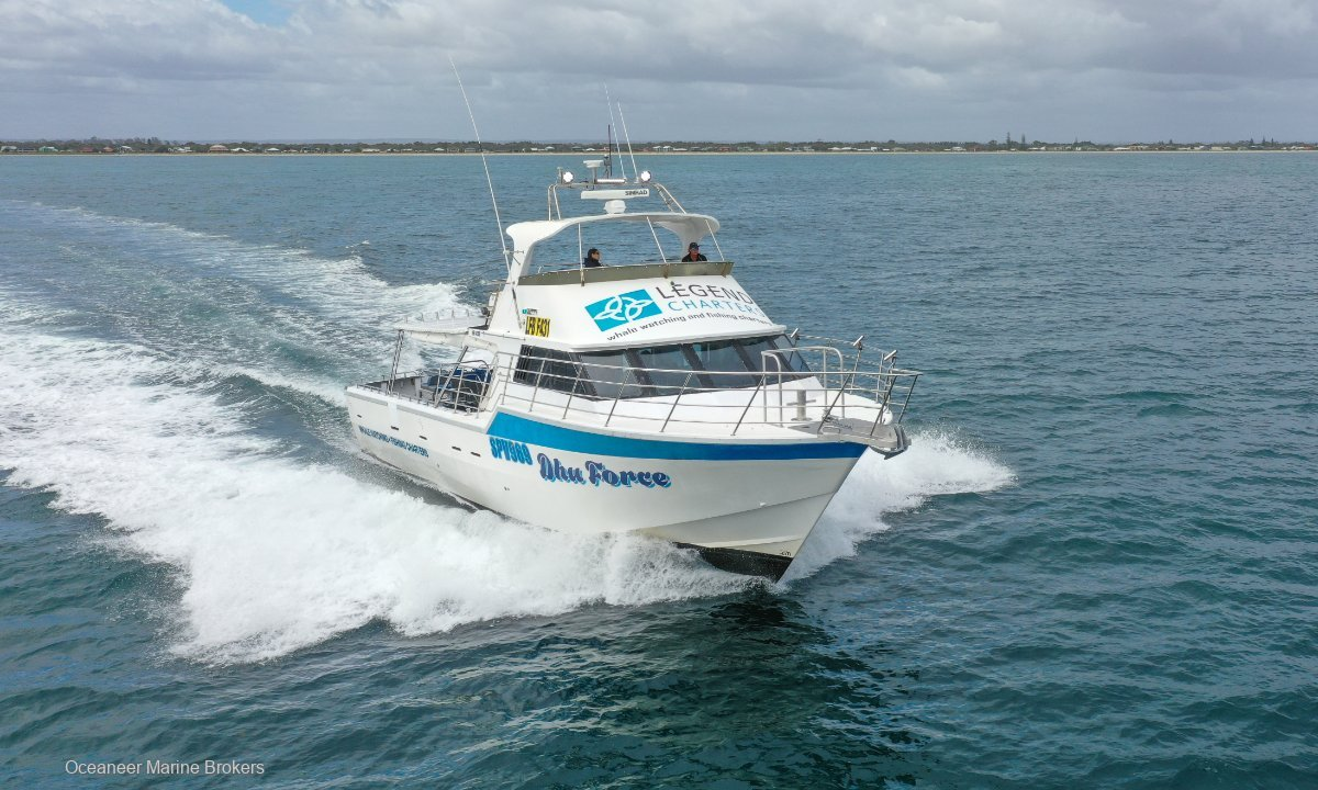 Conquest 60 AMSA Survey Charter 1C, 1D and Fishing 3B