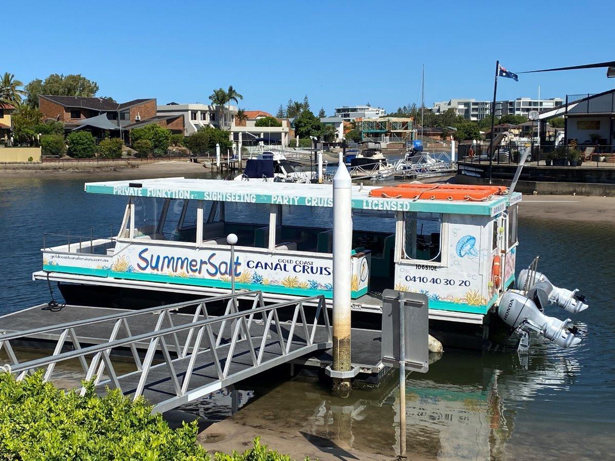 Gold Coast Canal Cruises