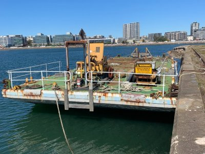 Steel Barge