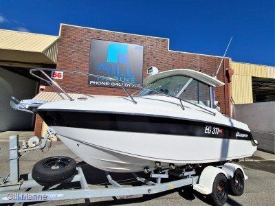 Coast Ryder 6.0 Hard Top 2009 HONDA 4 STROKE 150HP FISHING BOAT FORSALE...