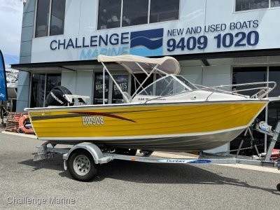 Savage 450 Bay Cruiser 50hp 4 stroke