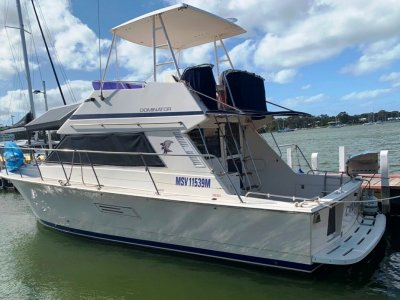 Dominator 36 Flybridge