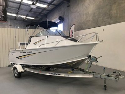 Savage 515 Bluewater Cuddy Cabin boat package