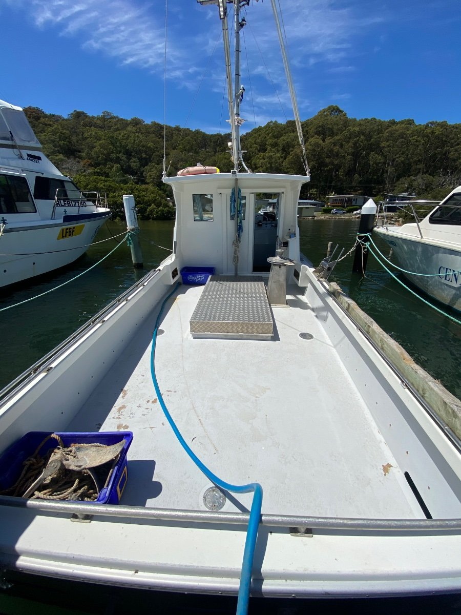Brown Brothers Trawler COMMERCIAL TRAP VESSEL