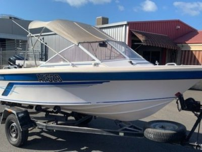 Savage Streaker 16ft Runabout - Excellent condition