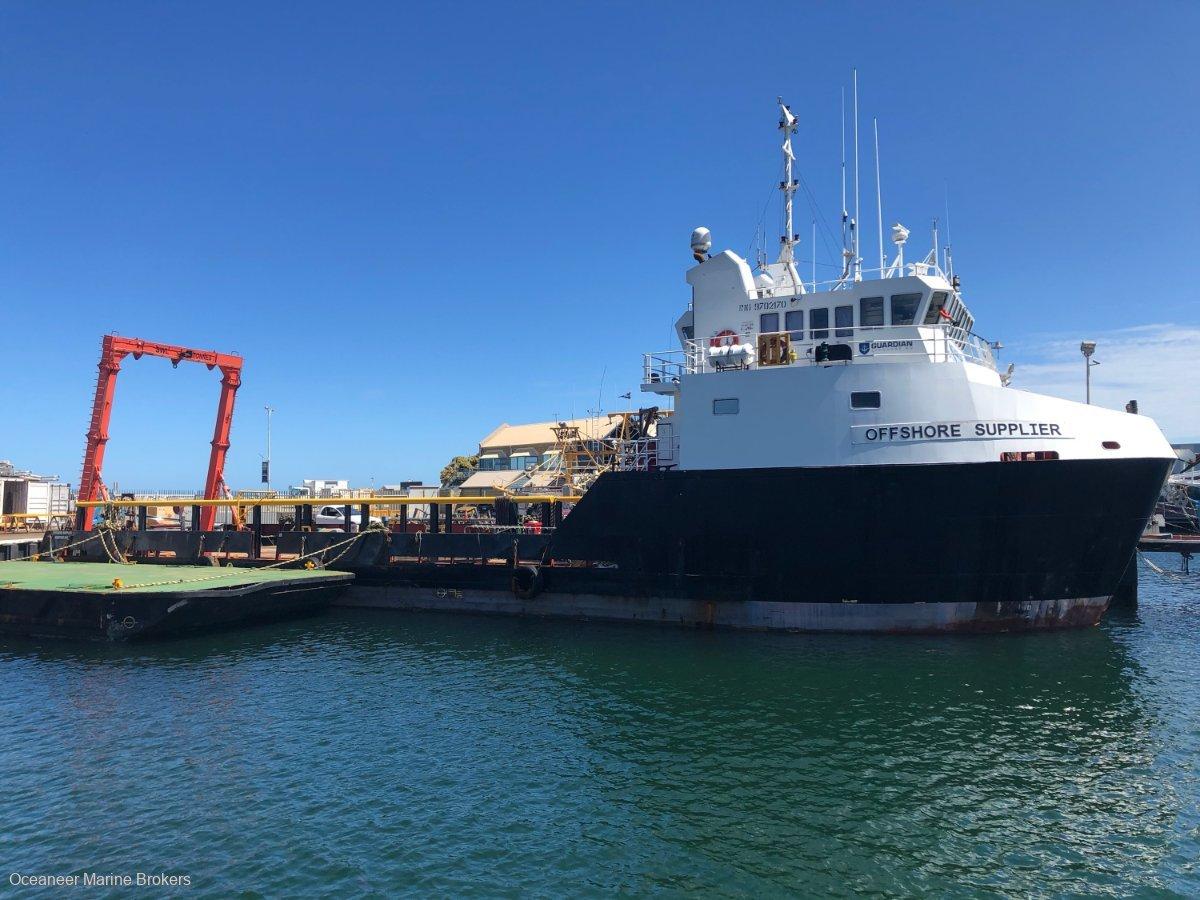 Offshore Supply Vessel