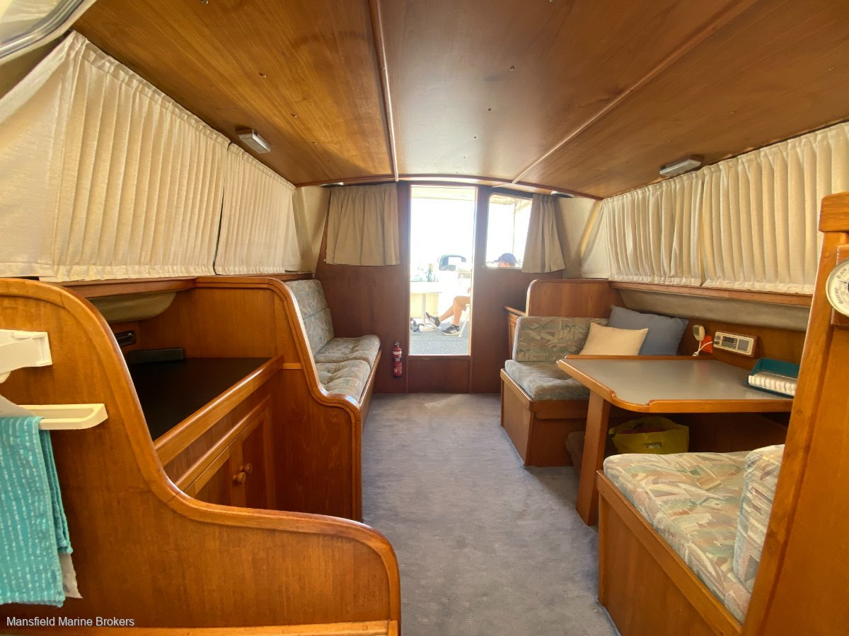 Randell 34 Flybridge