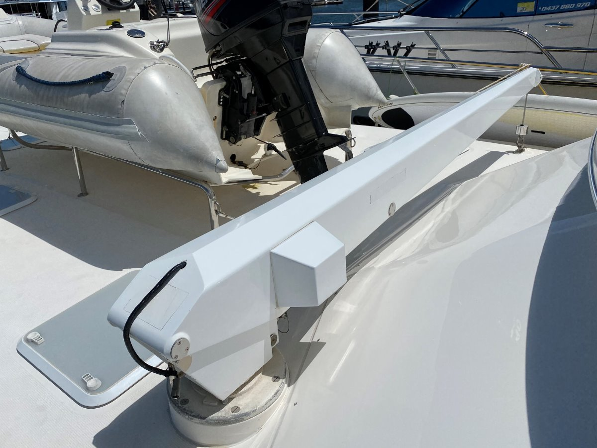 Riviera 51 Flybridge MTU 825hp Shaft Drive