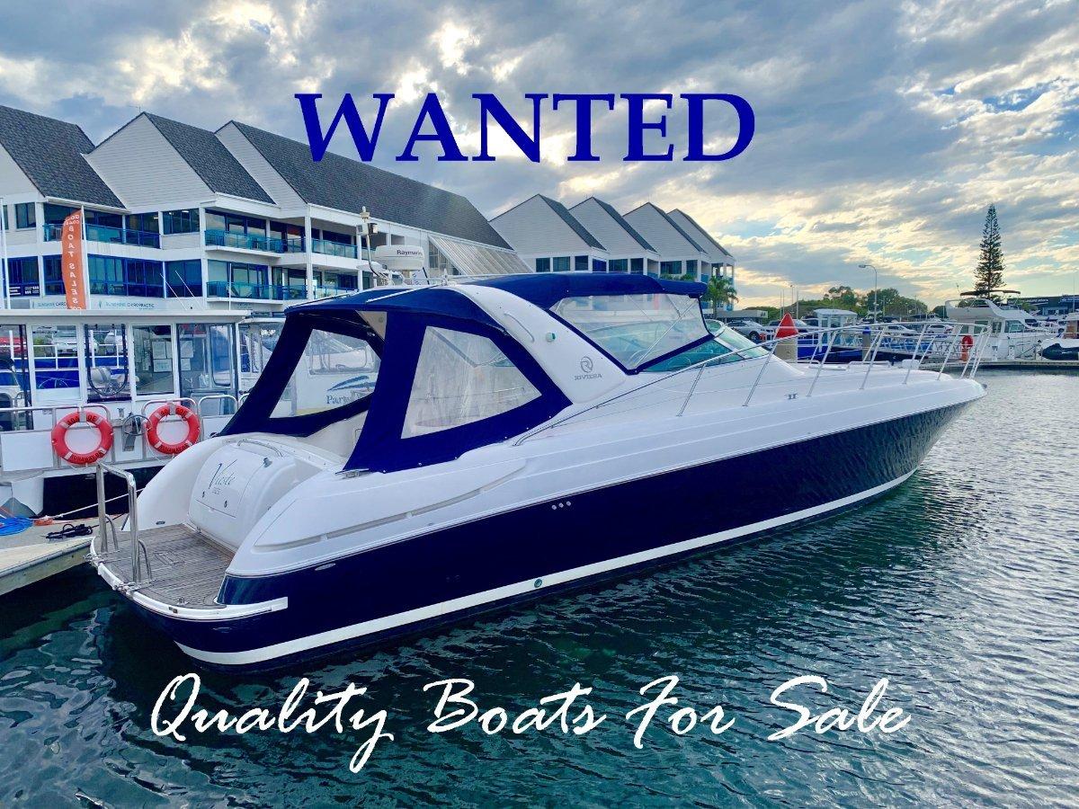 Riviera M430 Sports Cruiser WANTED
